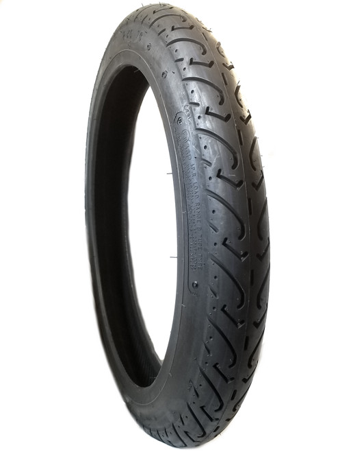 "Kenda K657 Moped Tire 2.50"" x 16"""