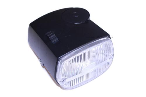 Replacement Vespa Piaggio Headlight w/ Switch - Ciao, PX
