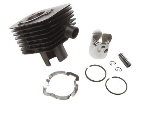Piaggio Vespa Kinetic 38.4mm 50cc DR Cylinder Kit - 12mm Wrist Pin
