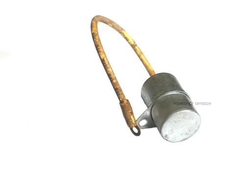 NOS Vespa Piaggio Condenser w/ Wire