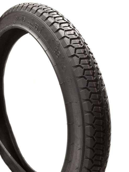 "Sava / Mitas B8 Moped Tire 2.25"" x 16"