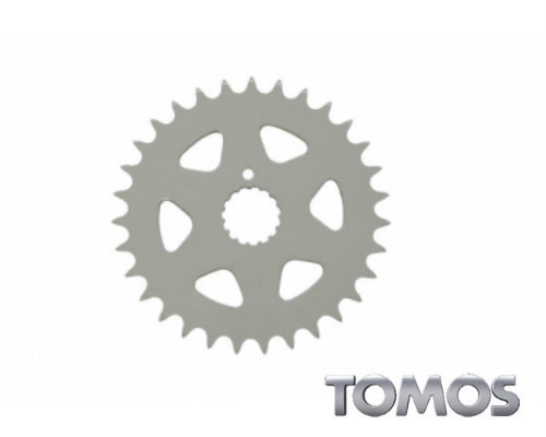 """Tomos 31T Front Sprocket, """"For Top Speed"""" A3 A35 A55 Mopeds"""