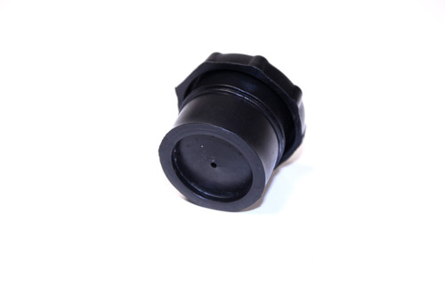 Plastic Push In 33mm Gas Cap, Non Vented - Peugeot / Vespa