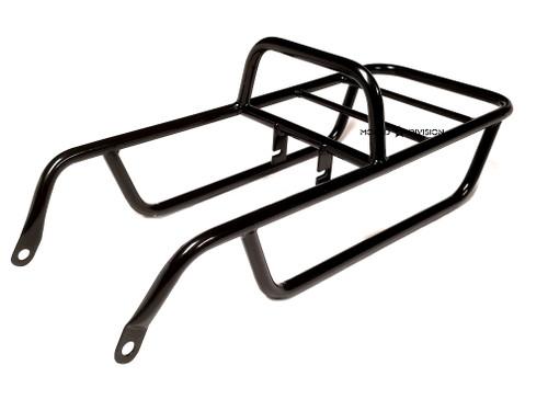 Tomos Rear Luggage Rack - Black