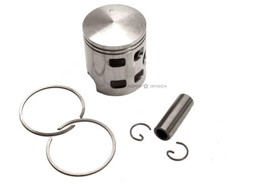 Piaggio Vespa Kinetic 43mm DR Piston Kit - 10mm Wrist Pin