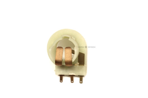 BAY15D Headlight Bulb Holder / Socket, 3 Prong Guia Style