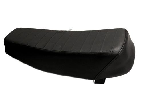Universal Long Seat, Black - Honda, Tomos, Puch