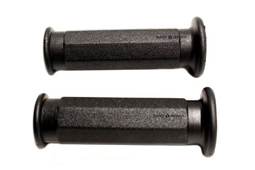 Domino Hand Control Grip Set, 8 Sided - Black
