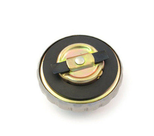 Gold 30mm Gas Cap, For Step Thru Mopeds