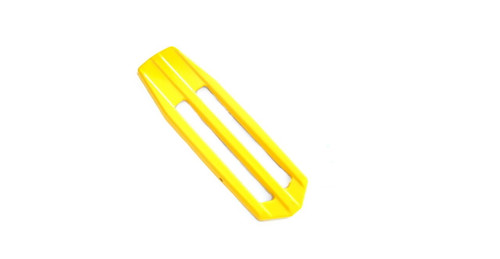 NOS Motobecane 40, 40T Rear Luggage Rack *Yellow*