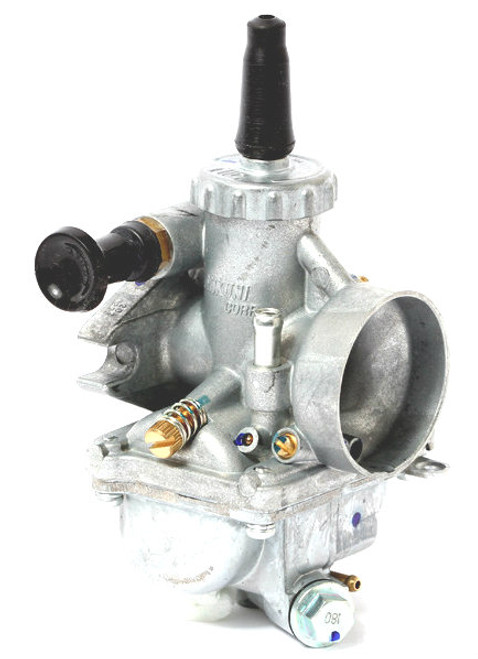 Mikuni VM18 Clamp on Carburetor - Moped Division