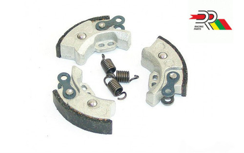 Vespa Non-Variated Clutch Weight Set  with springs.  DR Racing