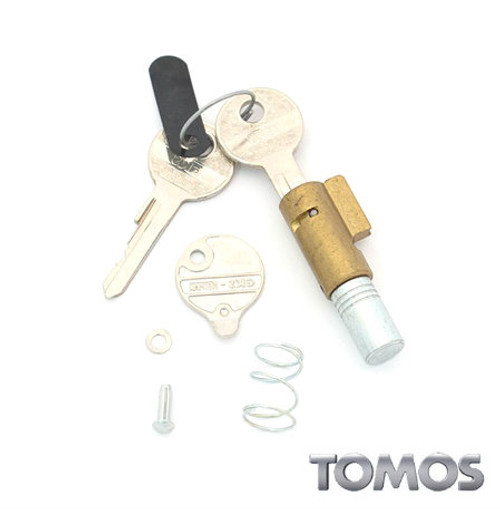 Tomos OEM Fork Lock and Key Set for post 2003 models - 229293