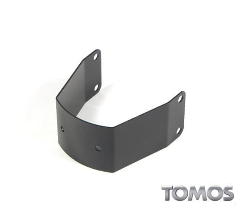 Tomos OEM Black Front Fender Bracket for A55 LX, ST, Sprint  242056BLK