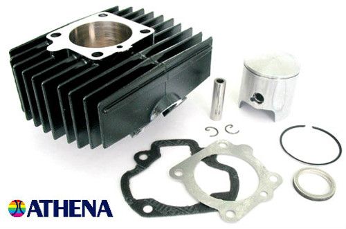 Honda PA50 Hobbit, Express Athena 73cc 47.6mm Cylinder Kit