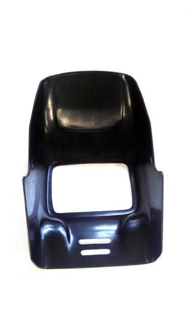 Tomos Headlight Fairing - 223529 Black