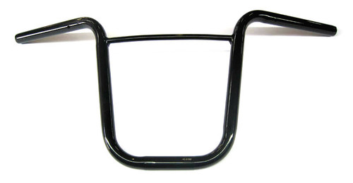 Black Classic  Moped Handlebar with Cross Bar