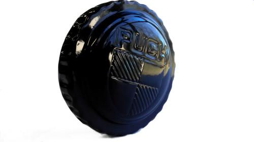 Original Puch 30mm Step thru Gas Cap - Black