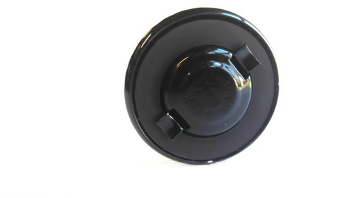 Black 30mm Gas Cap for Step Thru Mopeds