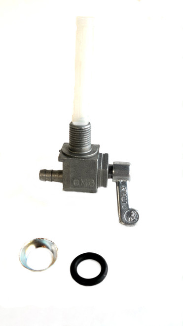 OMG Petcock 10mm Rear Flow Fuel Valve Motobecane Peugeot