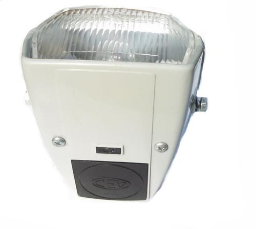 NOS CEV Puch Maxi / Newport Headlight  *Grey*