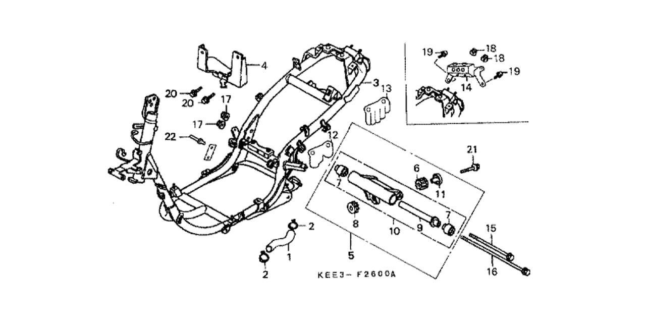 Honda Bali Wiring Diagram