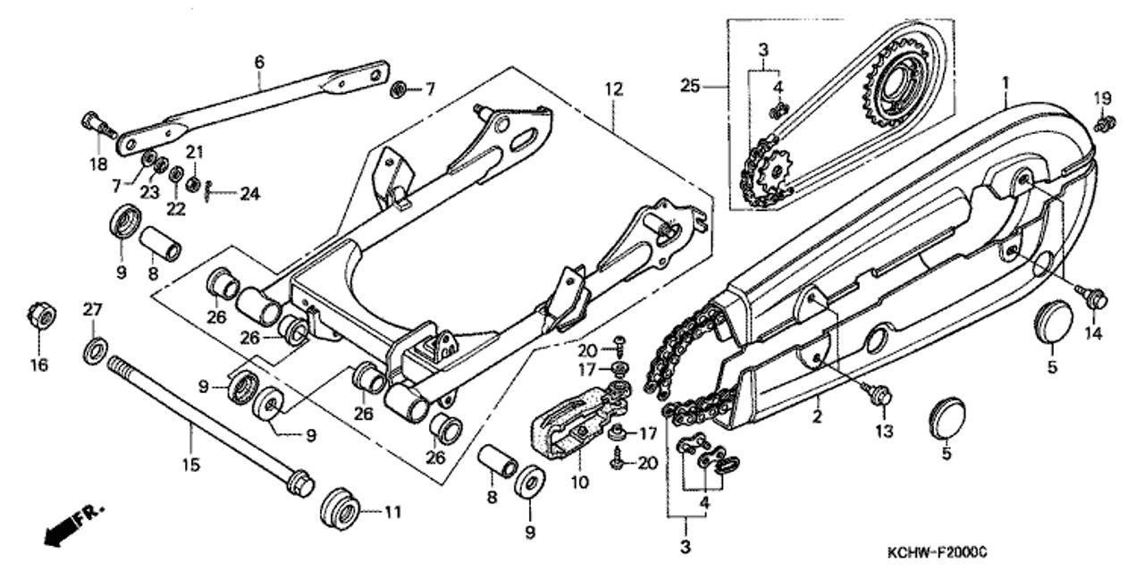 Wiring Diagram Cg125