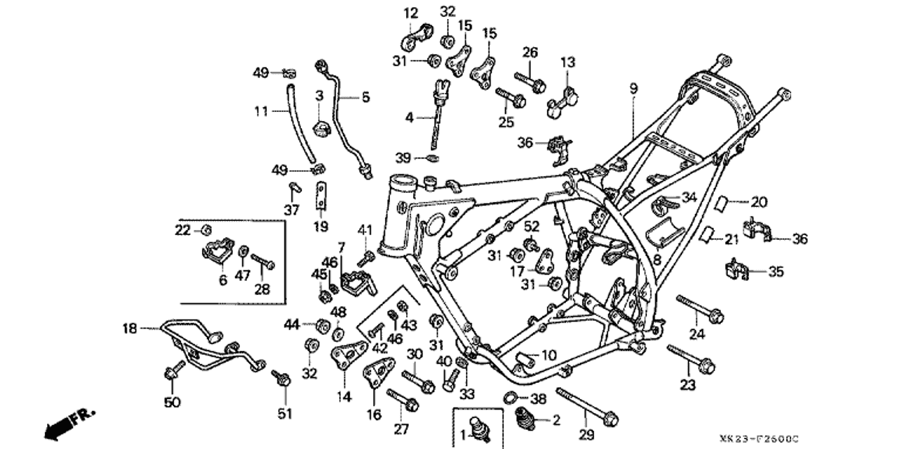 Diagram Of 1977 70773s Evinrude Intake Manifold Diagram And Parts