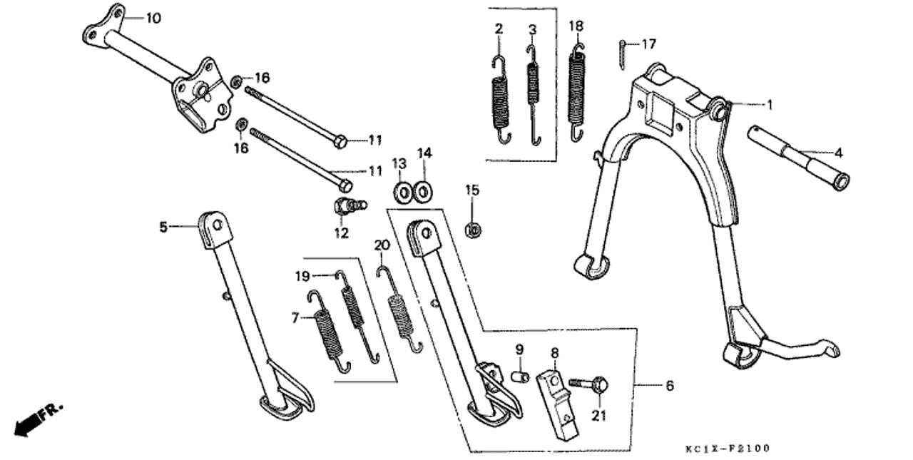 Dohc Cb750 Limited Wiring Diagram