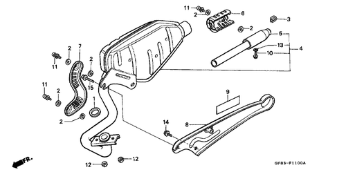Miraculous Genuine Honda Qr50 1984 Starter Valve Set Part 10 16046Gf8003 Wiring Digital Resources Bocepslowmaporg