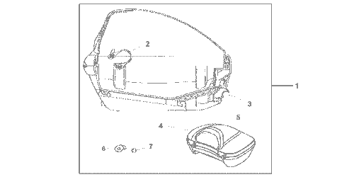 Fine Genuine Honda Qr50 1985 C D I Unit Cushion Part 2 30401Gb6000 Wiring Digital Resources Bocepslowmaporg