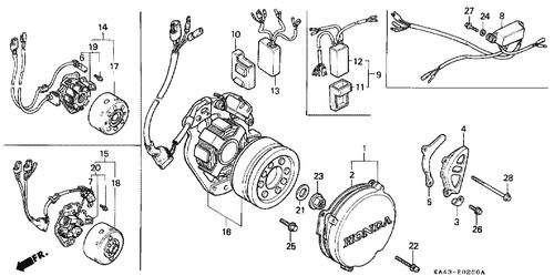 honda cr250r wiring diagram wiring diagram m2 Cr 250 Wiring Diagram cr 250 wiring diagram wiring diagram
