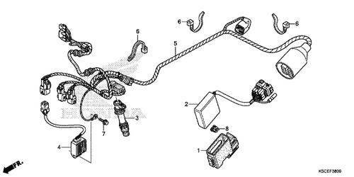 Crf250x Wiring Diagram Wiring Diagram