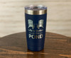 Life is Better on the Pond - 20 oz Polar Camel Insulated Pint