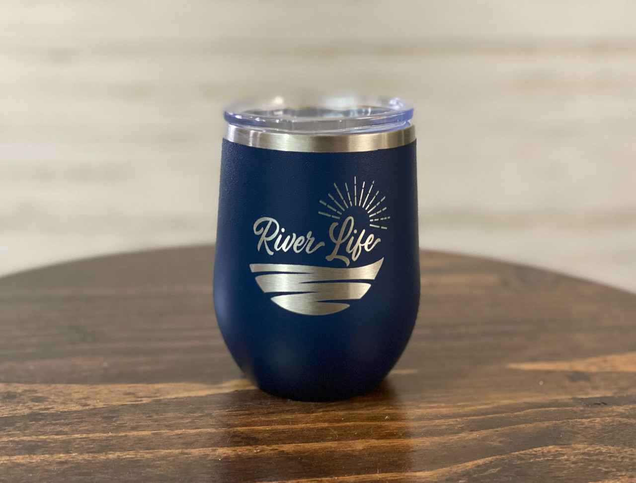 River Life -  12 oz  Insulated Tumbler