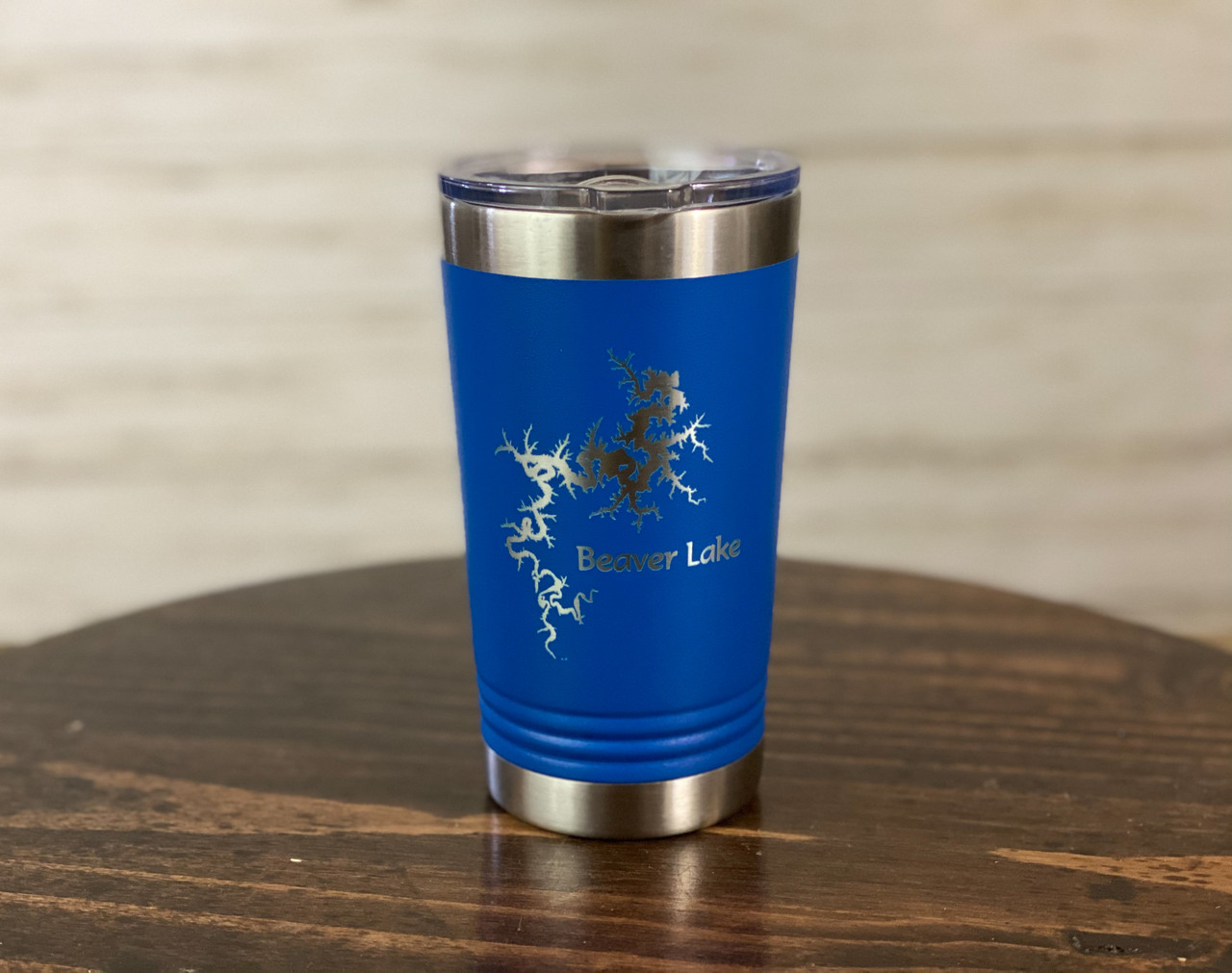 16 oz Insulated Tumblers - Make Your Lake