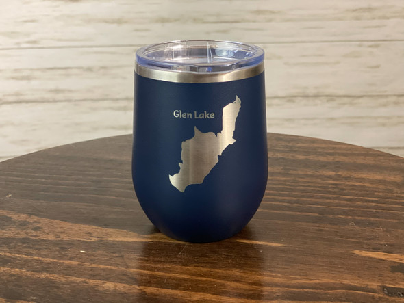 Glen Lake -  12 oz  Insulated Tumbler