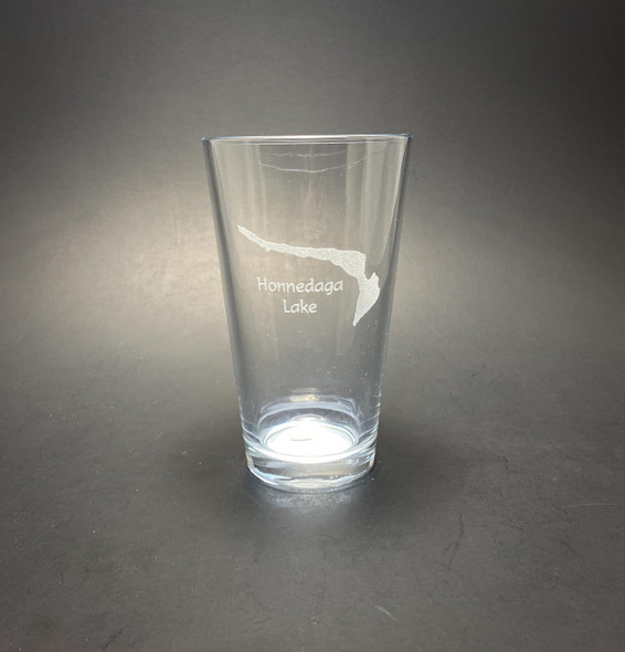 Honnedaga Lake - Pint Glass