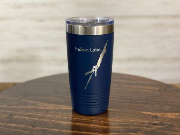 Indian Lake -  20 oz  Insulated Tumbler