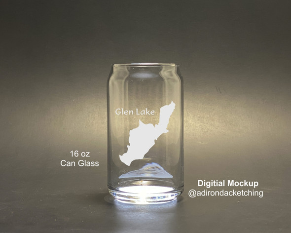 Glen Lake - Can Glass