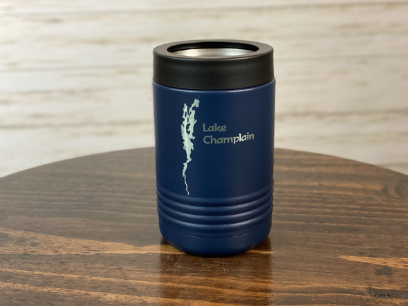 Lake Champlain - Insulated Can and Bottle Holder