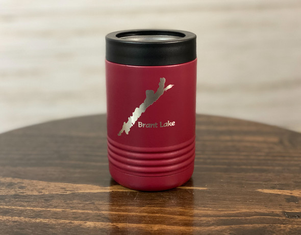 Brant Lake - Insulated Can and Bottle Holder