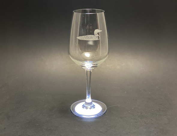 Loon - 16  oz Stemmed Wine Glass