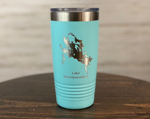 Lake Winnipesaukee New Hampshire - 20 oz  Insulated Tumbler