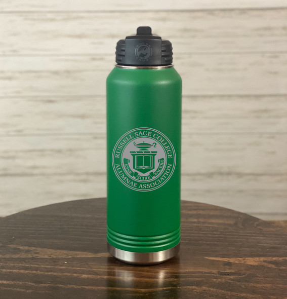 Russell Sage Alumnae - 32 oz Insulated Water Bottle