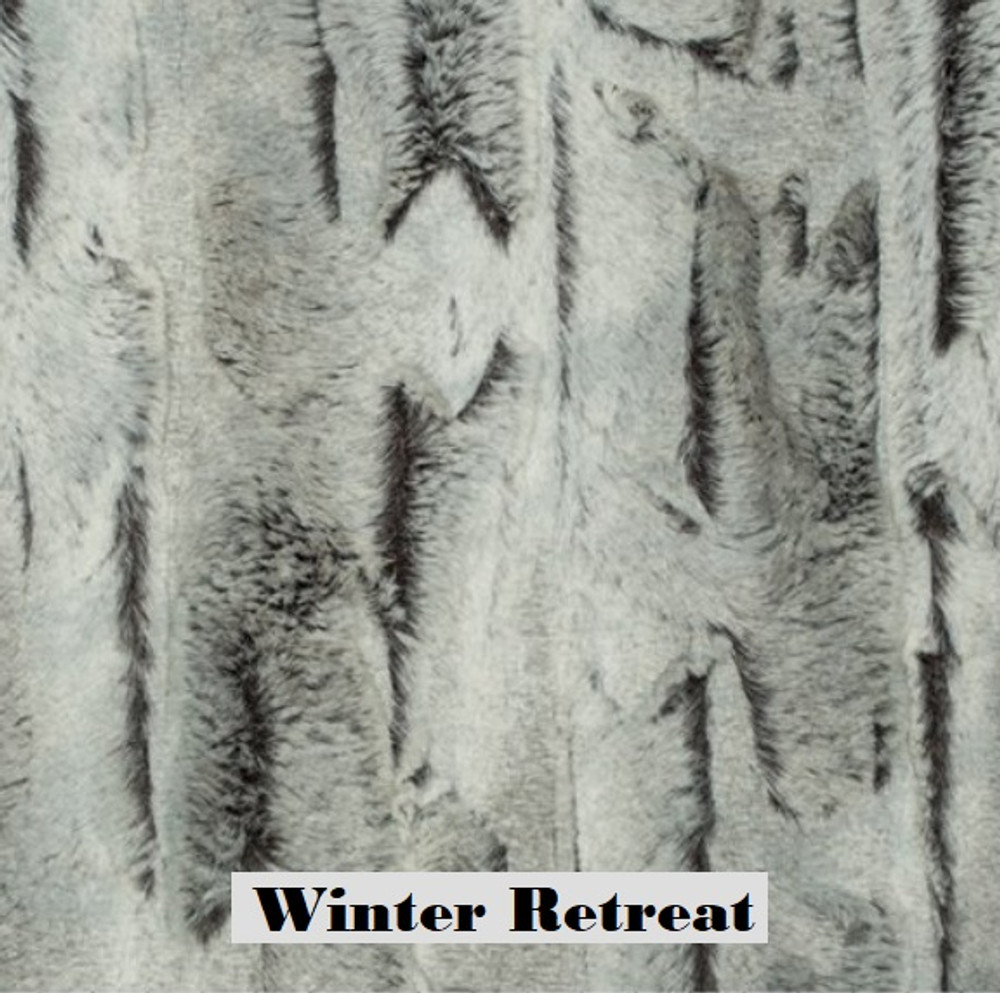 Retreat Collection: Winter Retreat - Blanket