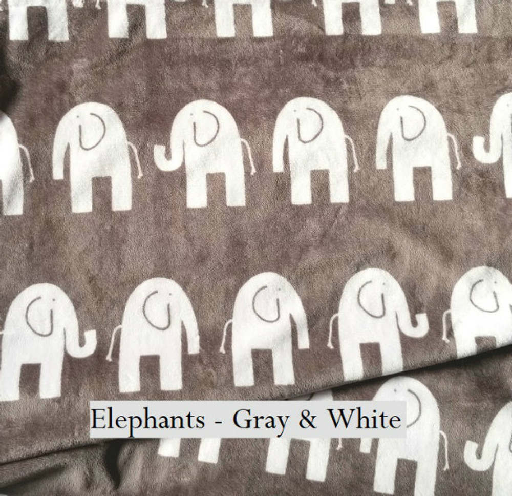 Elephants - Blanket