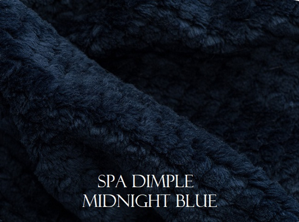Spa Blankets - Dimples