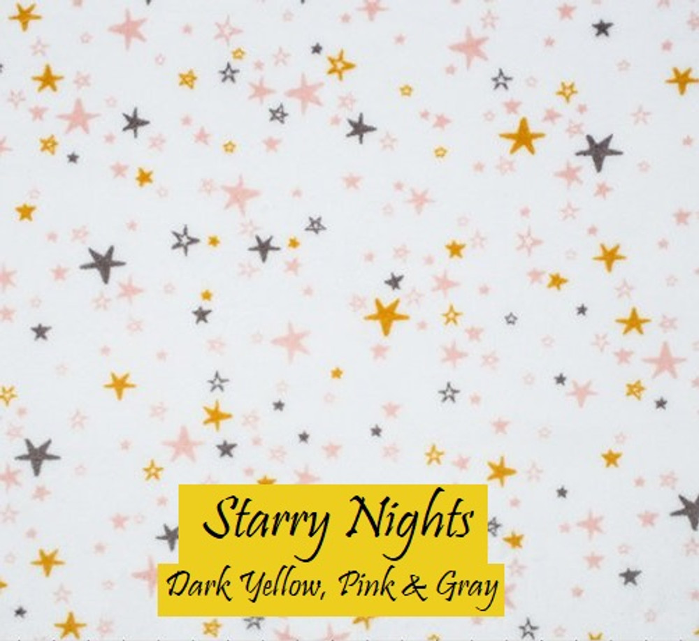 Starry Nights - Blanket
