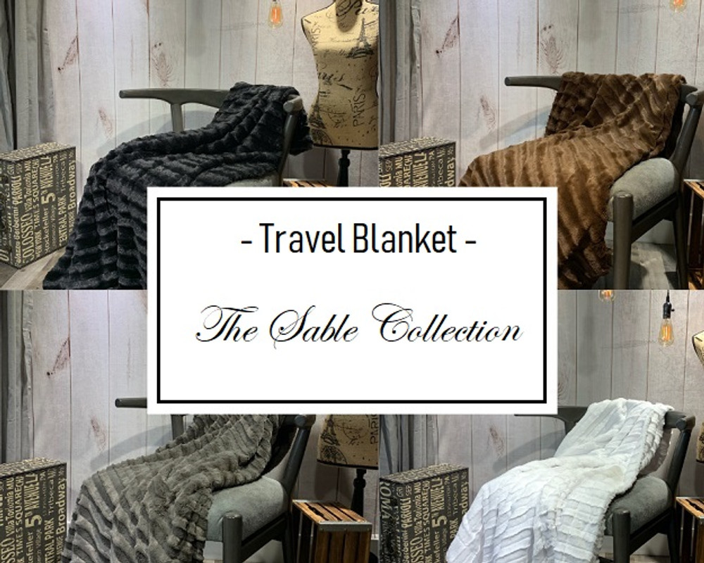 Sable Travel Blanket.